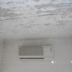 浴室天井再生工事