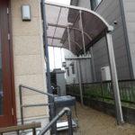 テラス、ガーデンシンク設置工事