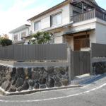 門まわり、外柵、アプローチ、テラス 改修工事(奈良市)