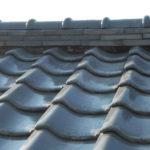 屋根しっくい修理(奈良市)
