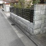 高圧洗浄(奈良市)