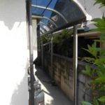 テラス設置工事 奈良市