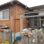 建屋解体撤去 奈良市