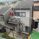 外壁塗装工事 奈良生駒市