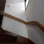 階段てすり取付 奈良