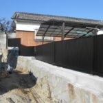 フェンス設置工事 奈良