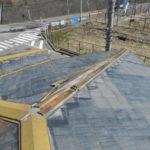 棟包み修理 棟カバー修理(屋根修理 奈良)